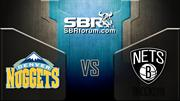 NBA Picks: Denver Nuggets vs. Brooklyn Nets