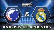Copenhague vs Real Madrid | UEFA Champions League | Apuestas Deportivas en Futbol