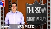 NBA Picks: Thursday Night Parlay