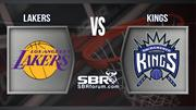Lakers vs Kings | NBA Temporada Regular | Apuestas Deportivas en Basketball