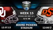 College Football Picks: Oklahoma Sooners vs. Oklahoma State Cowboys