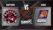 Raptors vs Suns | NBA Temporada Regular | Apuestas Deportivas en Basketball
