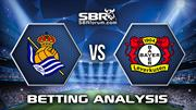 Soccer Picks: Real Sociedad v Bayer Leverkusen 10.12.13