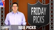NBA Picks: Friday's NBA Value Plays