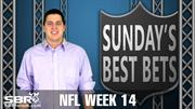 NFL Picks: Sunday's Best Bets