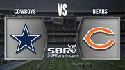 Cowboys vs Bears - Semana 14 NFL Temporada Regular - Apuestas Deportivas en Football Americano