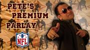 Pete's Premium Parlay NFL Week 14: Sharp Action Review And A 2-Team Parlay