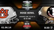 College Football Picks: Florida State vs. Auburn for BCS Title