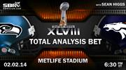 Super Bowl Picks: Handicapping The Total with Sean Higgs and Peter Loshak