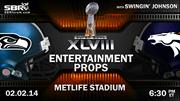 Super Bowl Picks: Entertainment Prop Betting Odds