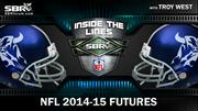 2014-15 NFL Futures & Super Bowl Odds