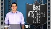 Top Five ATS NFL Teams for 2013