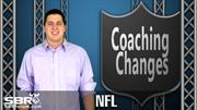 NFL Betting: Coaching Changes Bettors Should be Aware of