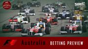 Formula 1 Picks: 2014 Australian Grand Prix Preview