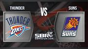 Thunder vs Suns - NBA Temporada Regular - Apuestas Deportivas en Basketball