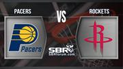 NBA Picks: Indiana Pacers vs. Houston Rockets