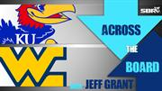 NCAA Basketball Picks: Kansas Jayhawks vs. West Virginia Mountaineers