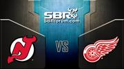 NHL Picks: New Jersey Devils vs. Detroit Red Wings