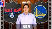 NBA Picks: Atlanta Hawks vs. Golden State Warriors