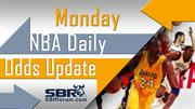 NBA Picks: Monday's Daily Odds Report