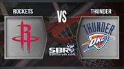 NBA Picks: Houston Rockets vs Oklahoma City Thunder