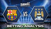 Soccer Picks: Barcelona vs Manchester City in Champions League