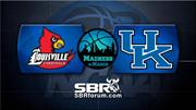 NCAA Basketball Picks: Kentucky Wildcats vs Louisville Cardinals