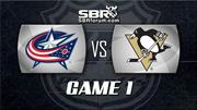 NHL Picks: Pittsburgh Penguins vs. Columbus Blue Jackets Game 1