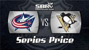 NHL Picks: Pittsburgh penguins vs. Columbus Blue Jackets Series Price