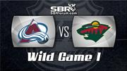 NHL Picks: Colorado Avalanche vs. Minnesota Wild Game 1