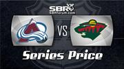NHL Picks: Colorado Avalanche vs. Minnesota Wild Series Price