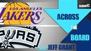 NBA Picks: LA Lakers vs. San Antonio Spurs