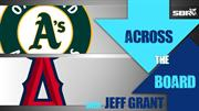 MLB Picks: Oakland A's vs. LA Angels