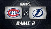 NHL Picks: Montreal Canadiens vs. Tampa Bay Lightning Game 2