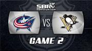 NHL Picks: Columbus Blue Jackets vs. Pittsburgh Penguins Game 2