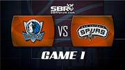 NBA Picks: Dallas Mavericks vs. San Antonio Spurs Game 1