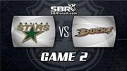 NHL Picks: Dallas Stars vs. Anaheim Ducks Game 2