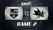 NHL Picks: Los Angeles Kings vs. San Jose Sharks Game 2