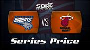 NBA Playoffs Picks - Charlotte Bobcats vs Miami Heat Series Preview