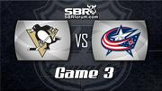 NHL Picks: Pittsburgh Penguins vs. Columbus Blue Jackets Game 3