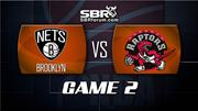 NBA Picks: Brooklyn Nets vs. Toronto Raptors Game 2