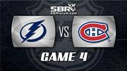 NHL Picks: Tampa Bay lightning vs. Montreal Canadiens Game 4