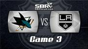NHL Picks: LA Kings vs. San Jose Sharks Game 3