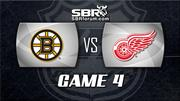 NHL Picks: Boston Bruins vs. Detroit Red Wings Game 4